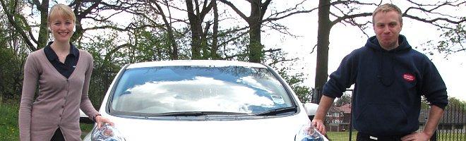 The Green Car Website