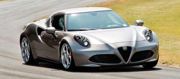 Alfa Romeo Header Image