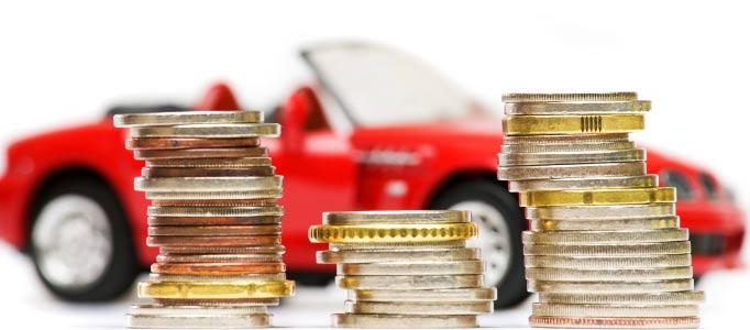 Car value Header