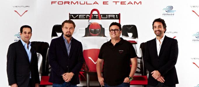 Formula E Header