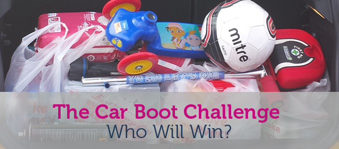 Which of our cars has the biggest boot space?