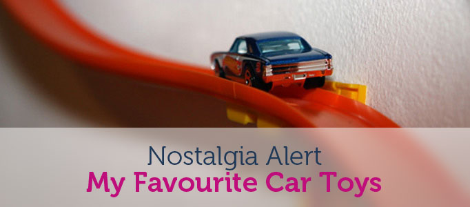 Nostalgia Alert - My Favourite Car Related Toys [Part One] Image