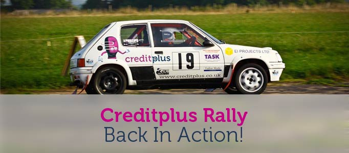 Creditplus Rally Back In Action Image