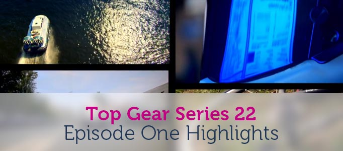 Top Gear Series 22 is back! Our highlights from the season premiere Image