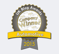 UK Blog Awards WInner
