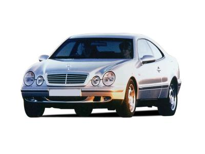Mercedes-Benz CLK Coupe 1997 - 2002