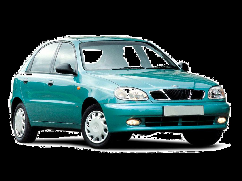 Daewoo lanos hatchback 1997 2002