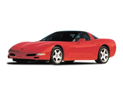Chevrolet Corvette Coupe 1998-2004