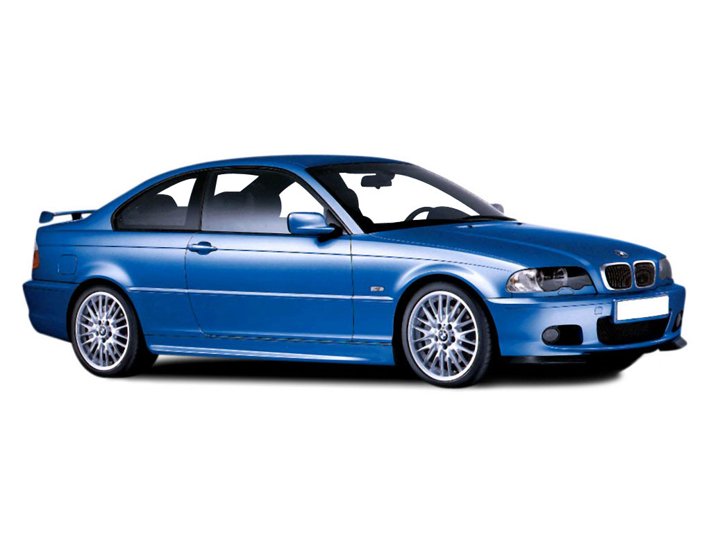 BMW 3 Series Coupe 1999-2003