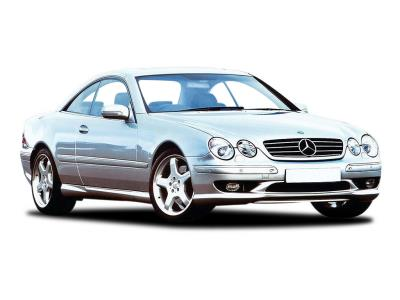 Mercedes-Benz CL Coupe 2000 - 2002