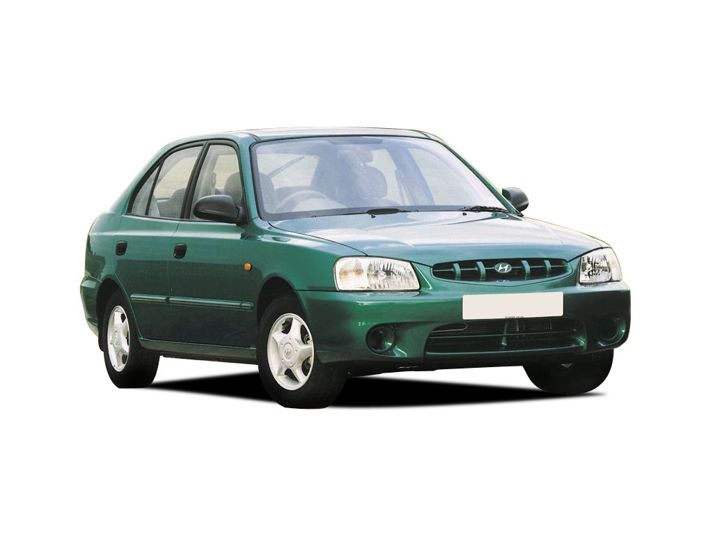 Hyundai Accent Hatchback 2000-2003