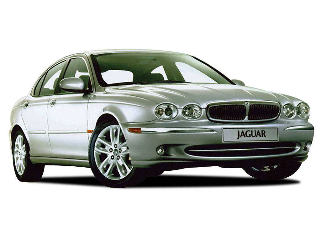 Jaguar X Type Saloon 2001 - 2007