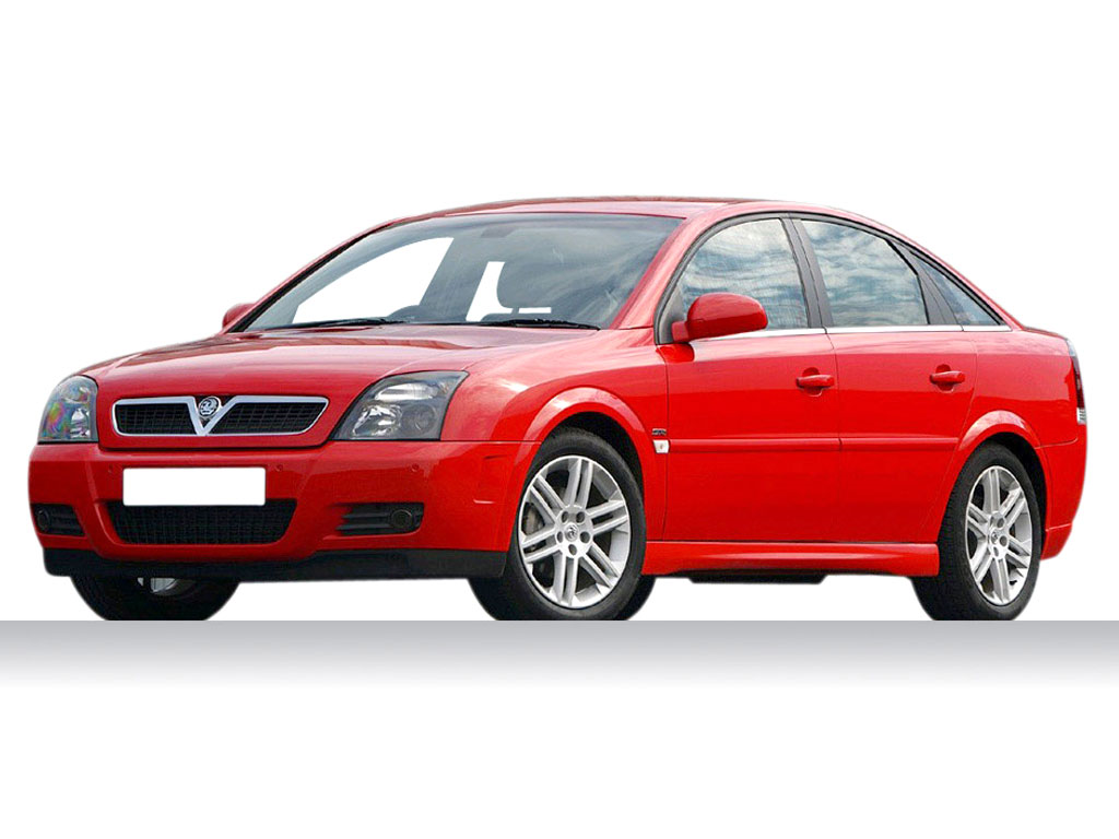 Vauxhall Vectra Hatchback 2002 - 2005