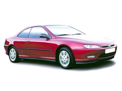 Peugeot 406 Coupe Special Editions 2002 - 2003