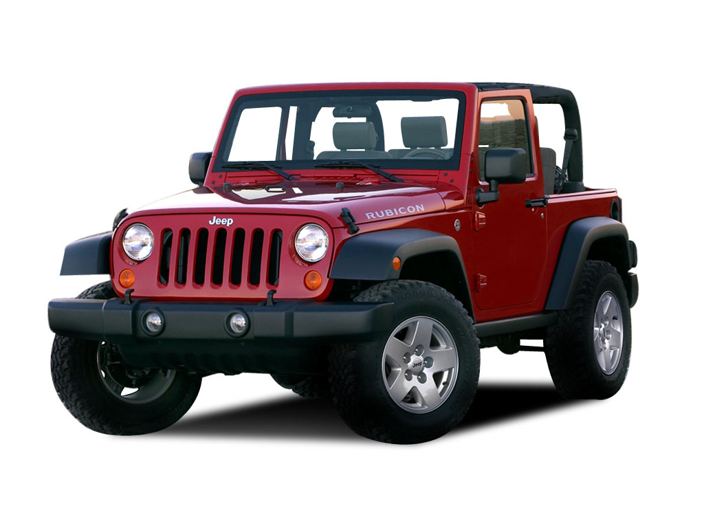 Jeep Wrangler Hard Top 1996 - 2005