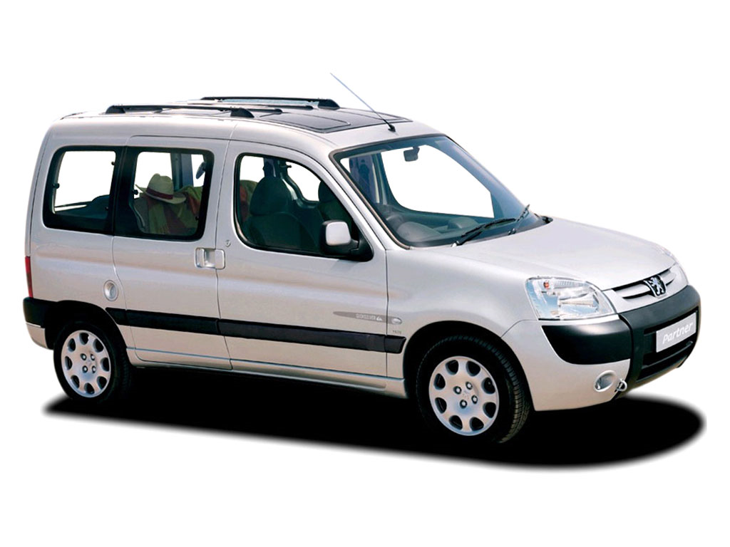 Peugeot Partner Combi Estate Special Edition 2003 - 2005