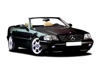 Mercedes-Benz SL Convertible 1989 - 2002