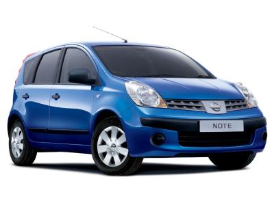 Nissan Note Hatchback 2006 - 2008