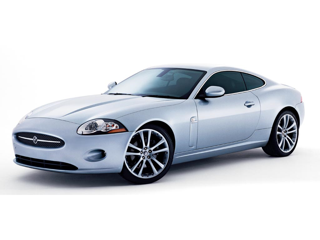 Jaguar XK Series Coupe 2006 - 2008