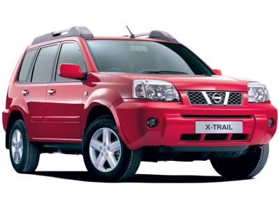 Nissan X Trail Station Wagon 2001 - 2007