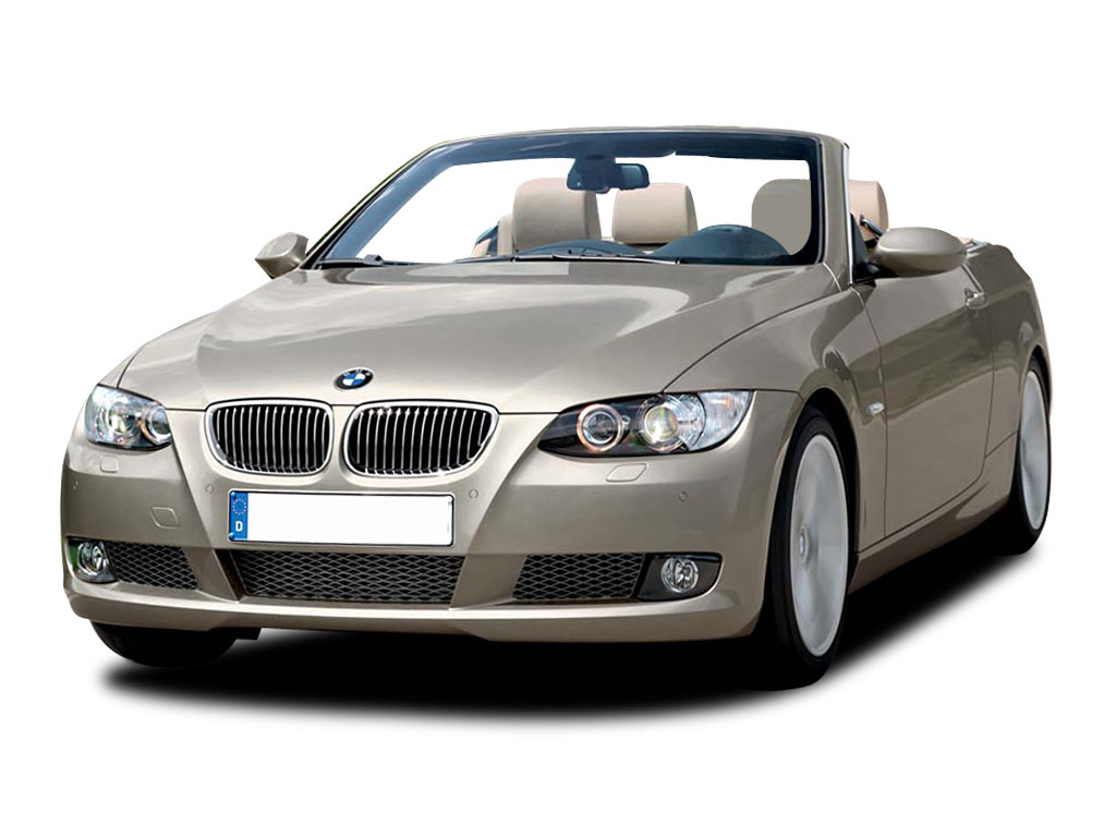BMW 3 Series Convertible 2007-2010