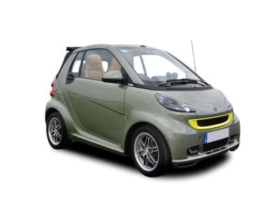 Smart ForTwo Coupe 2009 - 2014