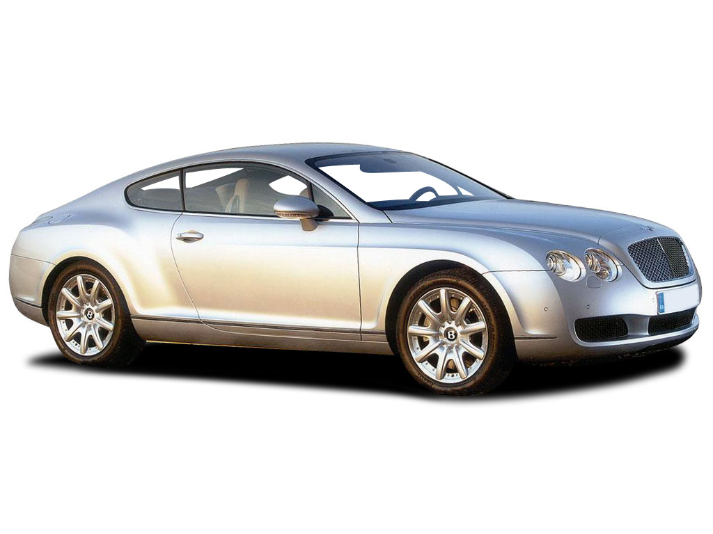 Bentley Continental GT Coupe 2003-2011