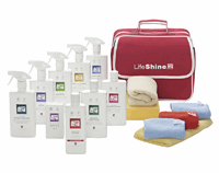 autoglym lifeshine protection kit