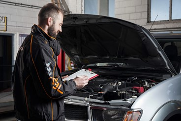 rac car inspection checklist