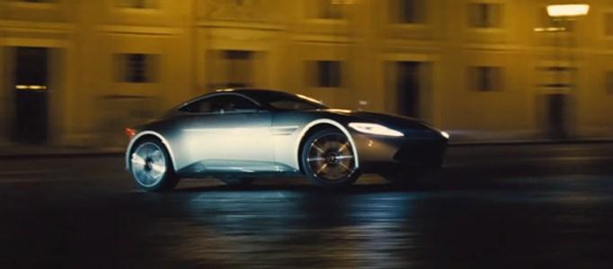 Aston Martin Db10 Debuts In New James Bond Spectre Trailer