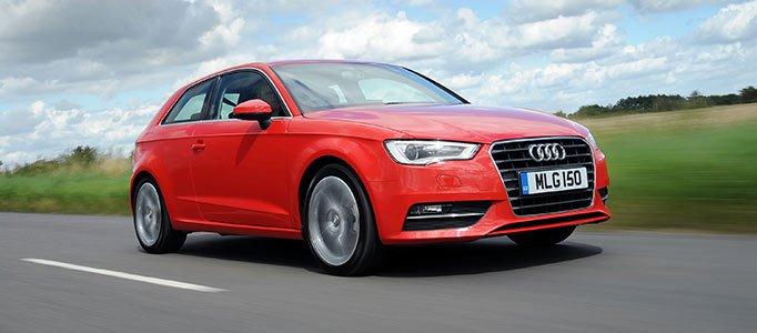 Superior 1. Audi A3